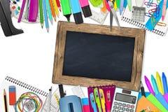 Escuela/materiales de oficina Fotografía de archivo libre de regalías