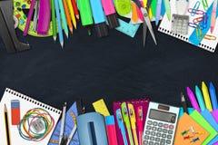 Escuela/materiales de oficina Fotos de archivo libres de regalías