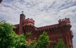 Escuela ortodoxa en Estambul imágenes de archivo libres de regalías