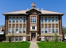 Escuela pública Foto de archivo