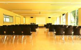 Escuela pública, interior Fotos de archivo