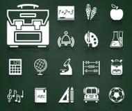 Escuela primaria - Iconset - iconos libre illustration