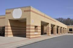 Escuela primaria moderna Fotografía de archivo libre de regalías