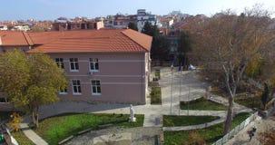 Escuela turística especializada en el Pomorie búlgaro metrajes