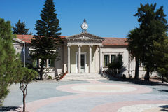 Escuela vieja Foto de archivo