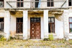 Escuela vieja Foto de archivo libre de regalías
