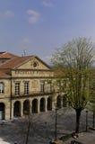Escuelas Publicas, GÃ ¼ ernica, Baskijski kraj, Hiszpania Obrazy Royalty Free