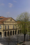 Escuelas Publicas,Guernica, Basque Country,Spain Stock Images