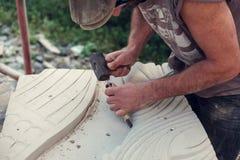 escultor fotos de archivo libres de regalías