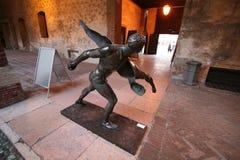 Escultura Imagens de Stock Royalty Free
