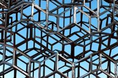 Escultura abstracta Foto de archivo libre de regalías