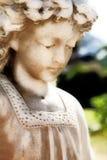 Escultura angélico Foto de Stock Royalty Free