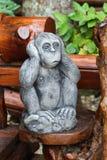 Escultura animal imagens de stock royalty free