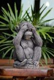 Escultura animal fotografia de stock royalty free