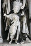 Escultura antigua imagenes de archivo