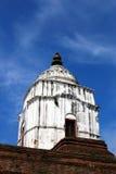 Escultura antigua bajo el cielo azul del cuadrado durbar, Imagen de archivo