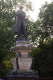 Escultura Bedford Reino Unido de John Howard foto de archivo
