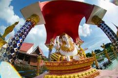 Escultura budista Imágenes de archivo libres de regalías