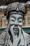 Escultura china Fotos de archivo
