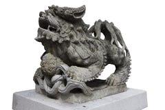 Escultura chinesa foto de stock