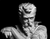 Escultura clásica foto de archivo