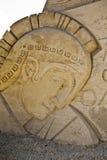 Escultura da areia Imagem de Stock