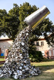 Escultura da arte moderna Foto de Stock Royalty Free
