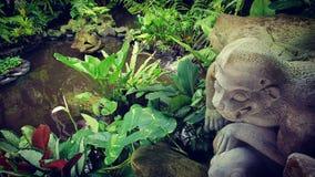 Escultura da floresta foto de stock
