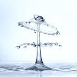 Escultura da gota Imagens de Stock Royalty Free