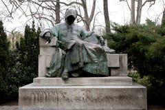 Escultura de anónimo Fotografía de archivo libre de regalías