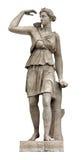 Escultura de Artemis fotos de stock royalty free