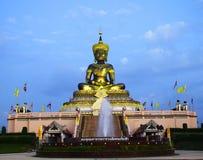 Escultura de Buda del jardín de Phetchabura Buda Fotografía de archivo libre de regalías