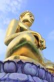 Escultura de Buda Fotos de archivo libres de regalías