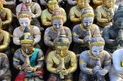 Escultura de Buddha Imagem de Stock