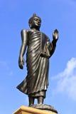 Escultura de Buddha da bênção Imagens de Stock