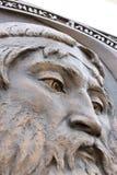 Escultura de Christ fotografia de stock royalty free