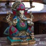 Escultura de Ganesh fotografia de stock