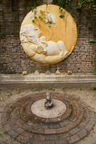 Escultura de Ganesha Imagens de Stock