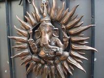 Escultura de Ganesha Fotografía de archivo libre de regalías