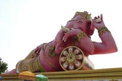 Escultura de Ganesha Fotografia de Stock