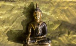 Escultura de Gautama Buddha fotos de stock royalty free