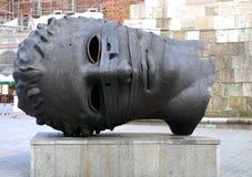 Escultura de Igor Mitoraj Imagen de archivo libre de regalías