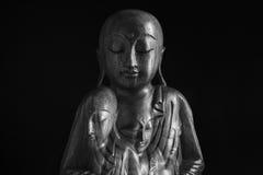 Escultura de Ksitigarbha Foto de Stock
