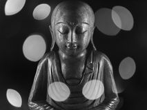 Escultura de Ksitigarbha Imagens de Stock