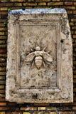 Escultura de la abeja Imagen de archivo