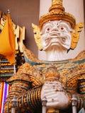 Escultura de la adoración de dios Fotos de archivo