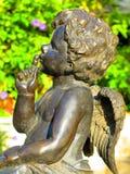 Escultura de la aleación imagen de archivo