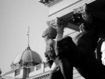 Escultura de la libertad Fotografía de archivo