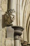Escultura de la reina Elizabeth II imagen de archivo libre de regalías
