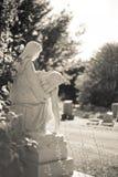 Escultura 3 de la religión Fotos de archivo libres de regalías